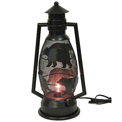 LL Home Electric Bear Lantern