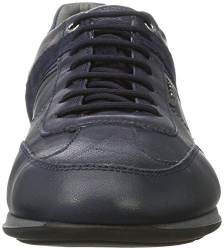Maître Geox U Clemet Bleu B De Chaussure (marine)