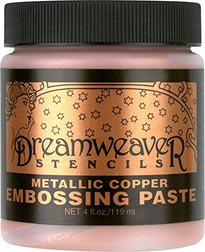 STAMPENDOUS Dreamweaver Copper Embossing Paste by STAMPENDOUS