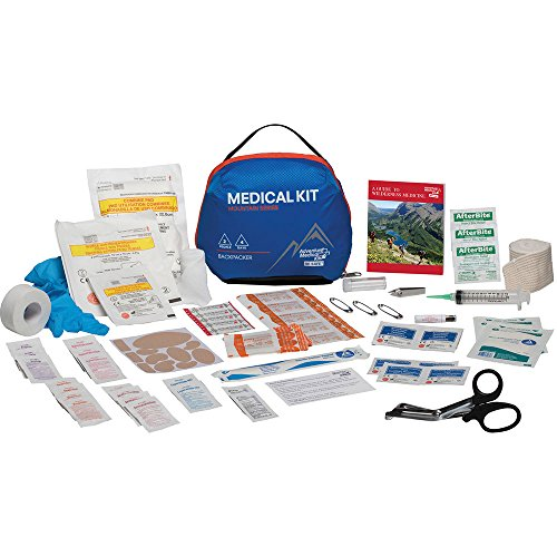 AMK Mountain Backpacker First Aid Kit