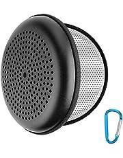 Geekria Torba do noszenia na Bang & Olufsen Beosound A1, głośnik Beoplay A1, przenośny wodoodporny bezprzewodowy głośnik Bluetooth, B&O A1 twarda torba podróżna (czarna)