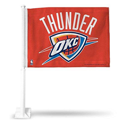 - Rico NBA Oklahoma City Thunder Car Flag