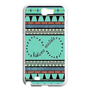 [H-DIY CASE] For Samsung Galaxy Note 2 -Quotes Hakuna Matata-CASE-12