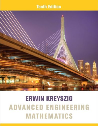 Advanced Engineering Mathematics, 10th Edition (And Sons Erwin)