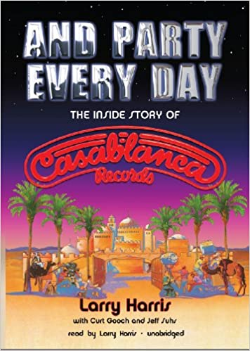 Image result for casablanca records book