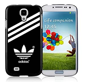 Adidas 20 Black Case for Samsung Galaxy S4 i9500,Prefectly fit and directly access all the features