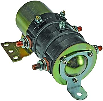 Gladiator Premium Series Parallel Switch 12//24 Volts 1500 Amp Replaces Delco 1119845 1119899 9L-4590 144202 3603872RX 10457007 V1091651 18-5847