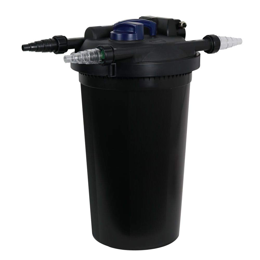 The Pond Guy AllClear G2 Pressurized Filtration System by The Pond Guy