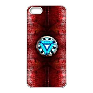 Iron man heart Phone Case for Iphone 5s