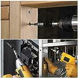 GARENT Magnetic Pivot Drill Bit Holder Tip