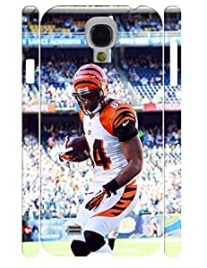 Hipster Player Personalized 3D Print Durable TPU Phone Protective Case for Samsung Galaxy S4 I9500