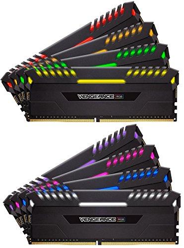 Corsair Vengeance RGB 128GB (8x16GB) DDR4 3800