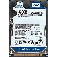 Western Digital WD3200BEVE-00A0HT0 DCM: DANTJHNB 320GB