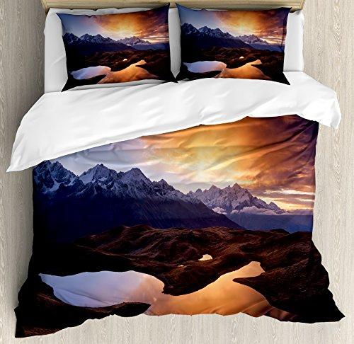 Georgia Printed Pillow Sham - 3