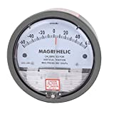 -60 to +60Pa 100KPa Magnehelic Differential Pressure Gage Gaug