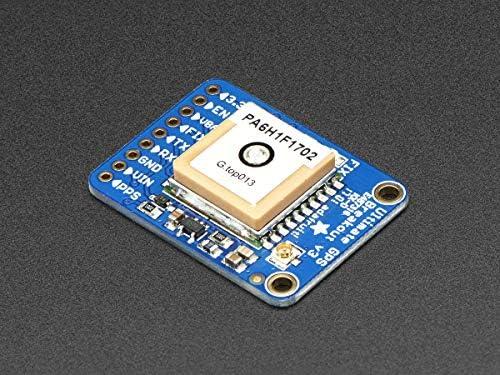 Adafruit Ultimate GPS Breakout - 66 channel w/10 Hz updates [ADA746]