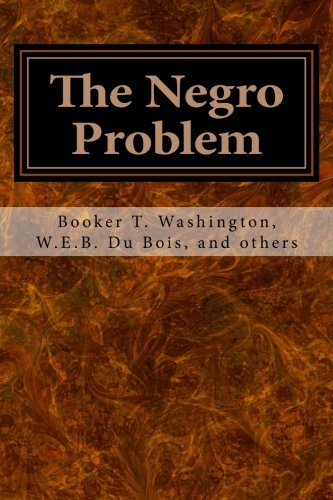 Books : The Negro Problem