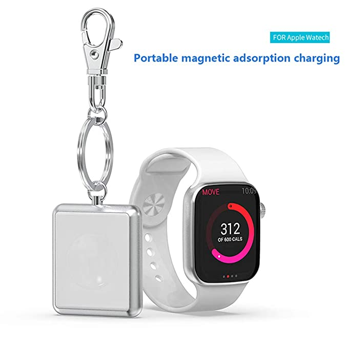 Amazon.com: Flurries Wireless Charger for Apple Watch ...