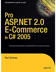 Pro Asp.Net 2.0 E-Commerce in C# 2005