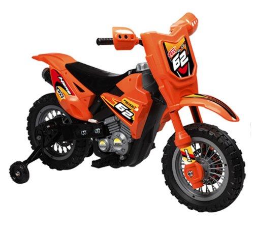 Battery Operated Dirt Bike - 4