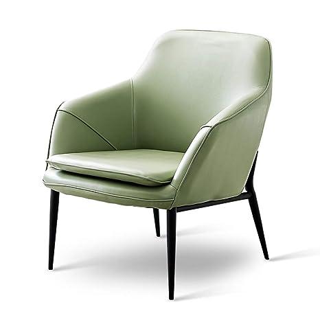 Amazon.com: Slow Time Shop Modern Simple Accent Leather ...