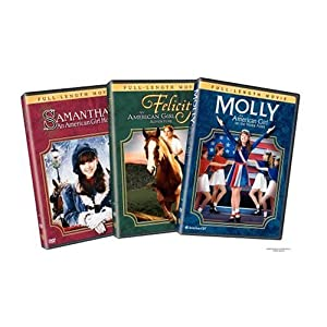 The American Girl Movie Collection (Samantha - An American Girl Holiday / Felicity - An American Girl Adventure / Molly - An American Girl on the Home Front) (2006)