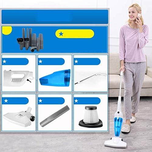 YHLZ Aspirateur, dépoussiérant portatif électrique portable machine 2-in-1 Aspirateur Rotary - for les tapis, sols durs et animaux de compagnie, avec ascenseur manuel Aspirateur
