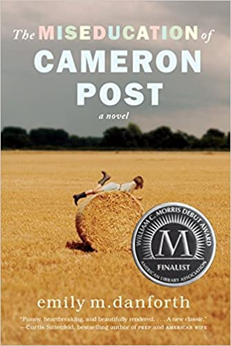 Image result for the miseducation of cameron post cover
