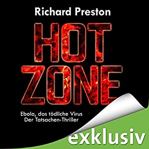 Hot Zone Hörbuch