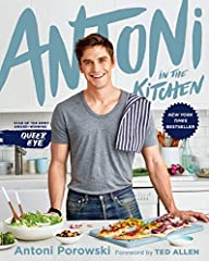 """NEW YORK TIMES BESTSELLER! *One of Food & Wine's Essential New Cookbooks for Fall* *One of Eater's Best Fall Cookbooks 2019* *One of Amazon's Best Cookbooks for Fall 2020* """"Antoni has a love of food equal to my own. From his Johnny..."""