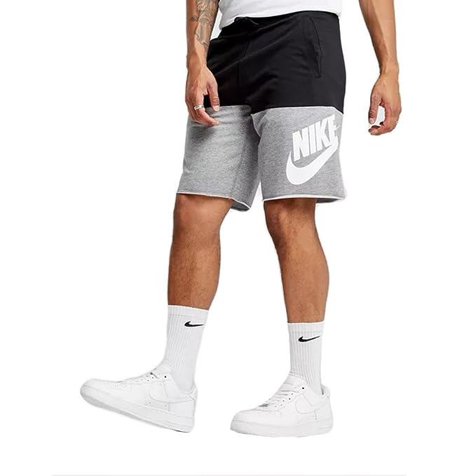78cb7c776e Nike bermuda uomo 2991 910053 010 nero - short, busto 100% cotone, costa  97% cotone 3% elastan (xs)