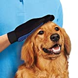 2-in-1 Deshedding Glove-Dog Brush And Pet Grooming