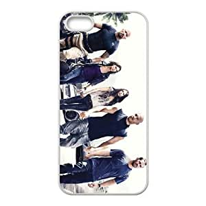 The Fast and the Furious IPhone5 5SPhone Case Black white Gift Holiday &Christmas Gifts& cell phone cases clear &phone cases protective&fashion cell phone cases NYRGG69703673