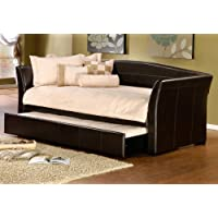Hillsdale Furniture 1560DB Montgomery Daybed in Brown,