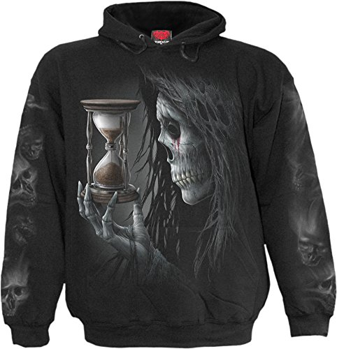(Spiral - Mens - Requiem - Hoody Black - S)