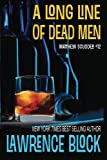 A Long Line of Dead Men (Matthew Scudder)