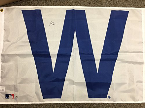 Jon Jay Autographed Signed Chicago Cubs 2x3 W Flag Very Rare Certified Authentic Fanatics Hologram & Coa Card