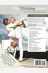 The Everything Binder - Financial, Estate and Personal Affairs Organizer by Michelle Perry Higgins (2013-11-01) Ring-bound