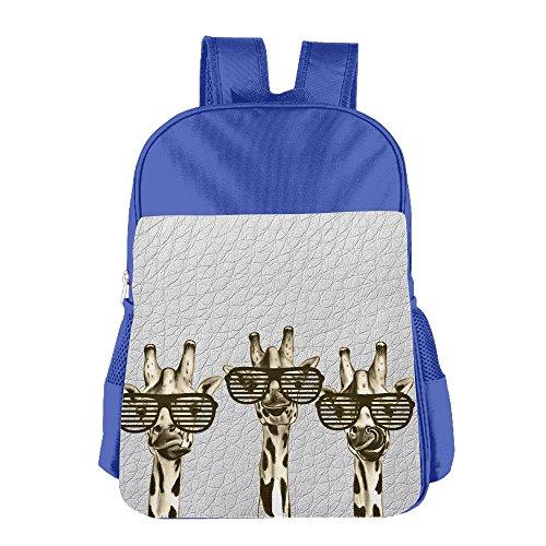 Giraffes With Line Sunglass Casual Backpacks Teen Boys - Uk Boys Sunglasses
