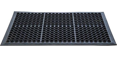 Doortex Ergonomic Rubber Anti-Fatigue Mat, 24