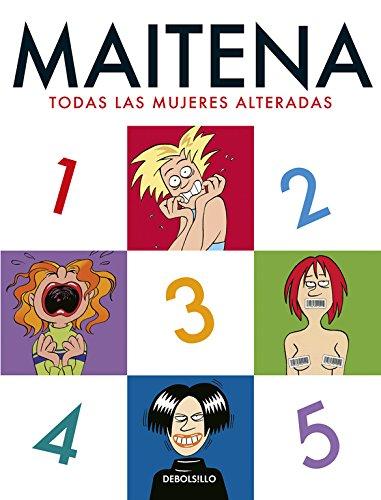 Todas las mujeres alteradas (Best Seller | Cómic): Amazon.es ...