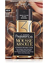 L'Oreal Paris Superior Preference Mousse Absolue, 630...