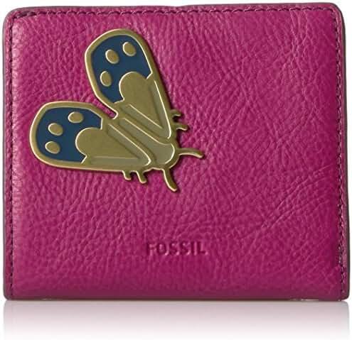 Fossil Emma Rfid Mini Wallet Wallet