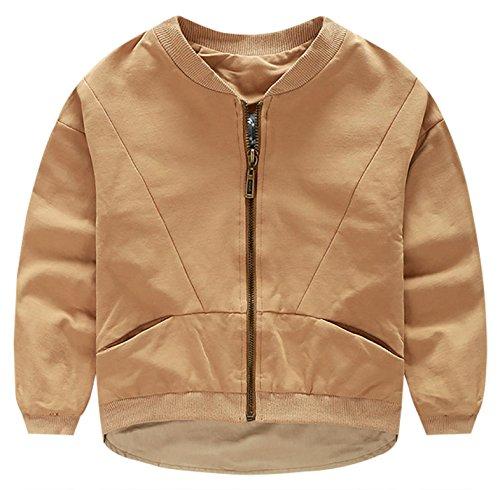 4 Pocket Coat Khaki - 7