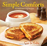 Simple Comforts: 50 Heartwarming Recipes Front Cover