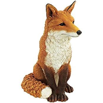 Nice Design Toscano Simon The Fox Garden Statue