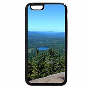 iPhone 6S / iPhone 6 Case (Black) Adirondack State Park, New York ,Cascade Mountain