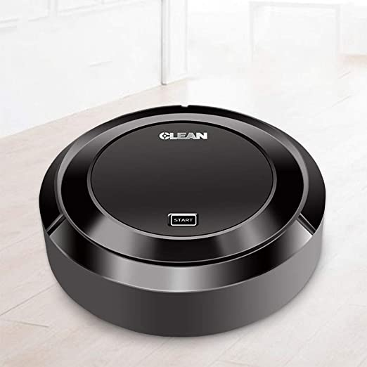 Vacuum Cleaner Automatic Floor Dust Dirt Cleaning Robot Dry Wet ...