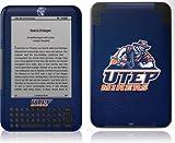 Skinit Kindle Skin (Fits Kindle Keyboard), University of Texas, El Paso