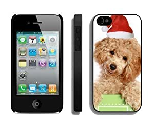 2014 Latest Christmas Dog iphone 5c Case 20 Black by kobestar